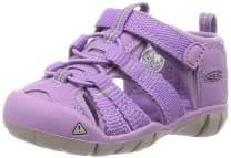 KEEN Kid's Seacamp II CNX Shoe, diffused Orchid, 5 M US Big Kid