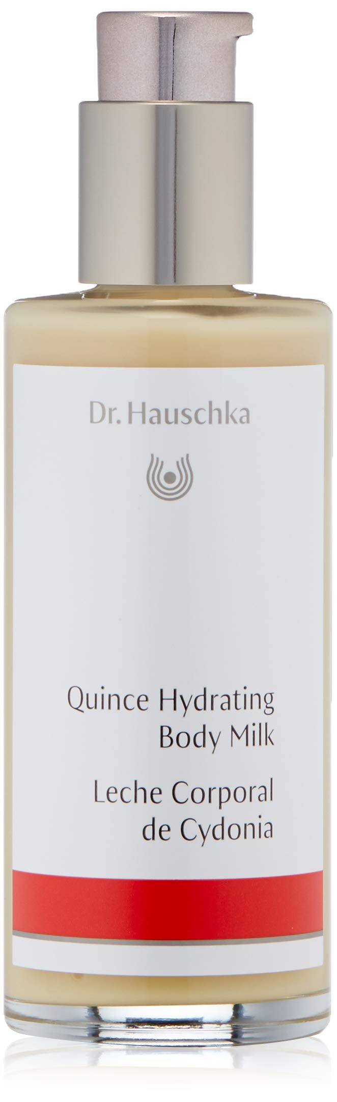 Dr. Hauschka Quince Hydrating Body Milk, Refreshes and Enlivens, 4.9 fl oz