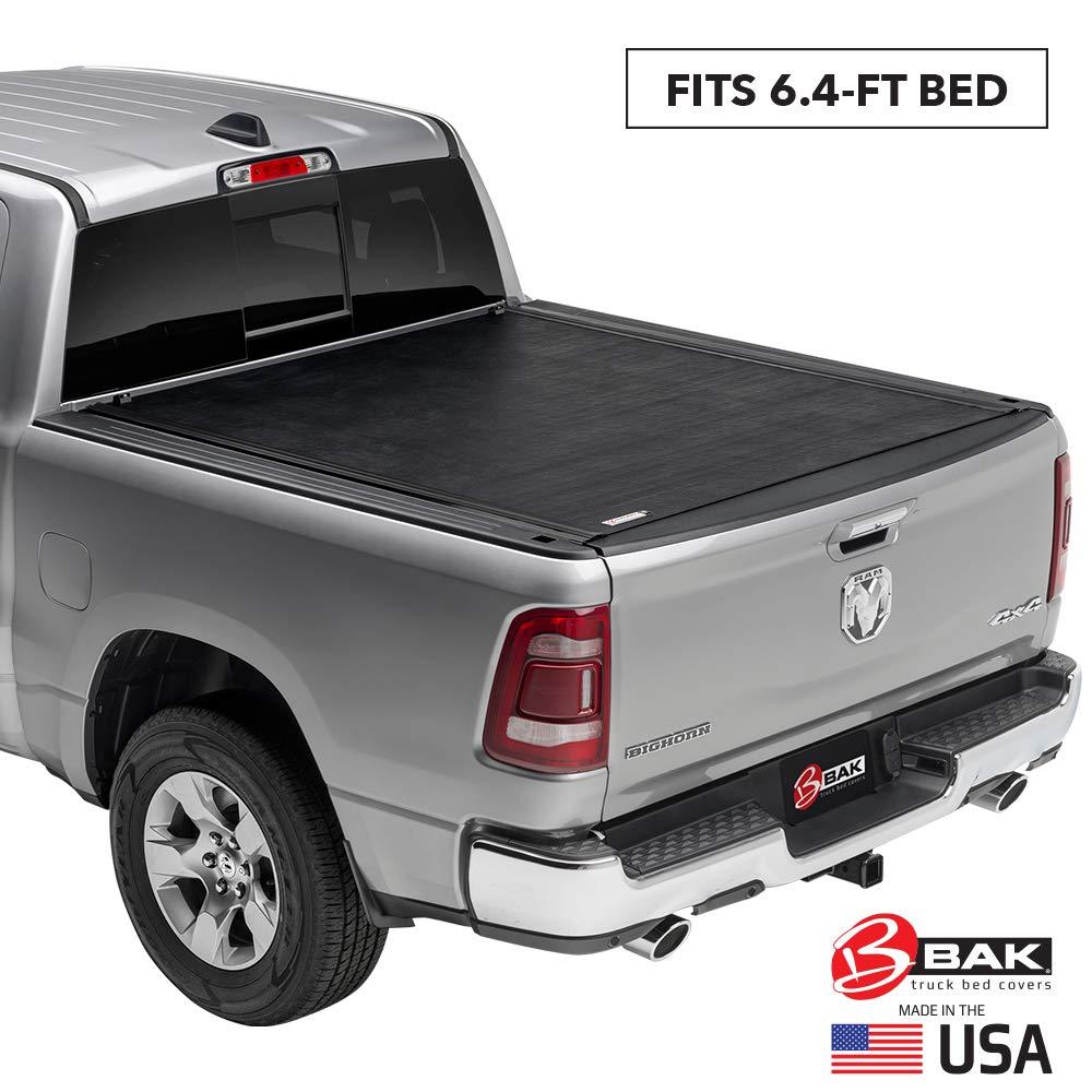 "BAK Revolver X2 Hard Rolling Truck Bed Tonneau Cover | 39203 | Fits 2002-08 Dodge Ram 6'4"" Bed"