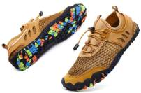 WaltZon Mens and Womens Quick-Dry Water Shoes