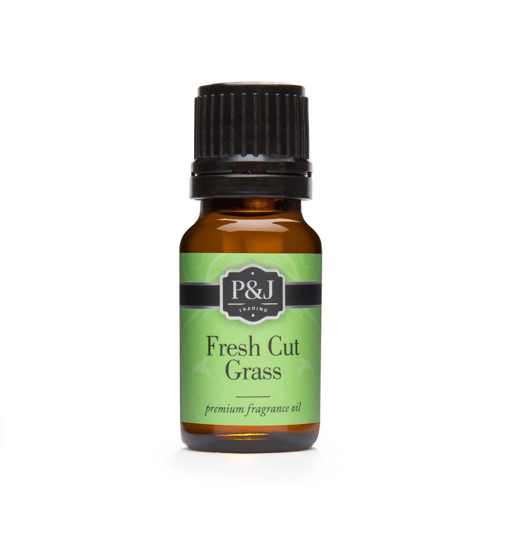 Fresh Cut Grass Fragrance Oil - Premium Grade Scented Oil - 10ml