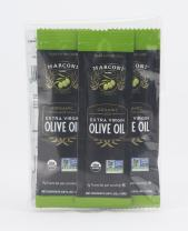 Backpacker's Pantry Organic Extra Virgin Olive Oil Packet, 11 ml/Packet, 6 Pack, Freeze Dried Food, Non GMO, (Packaging may vary)