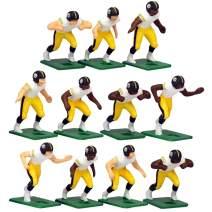 Pittsburgh SteelersAway Jersey NFL Action Figure Set