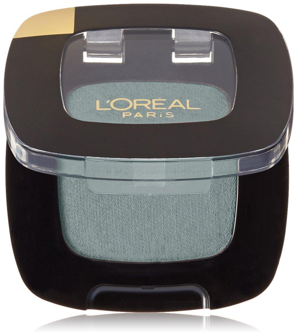 L'Oréal Paris Colour Riche Monos Eyeshadow, Green Promenade, 0.12 oz.