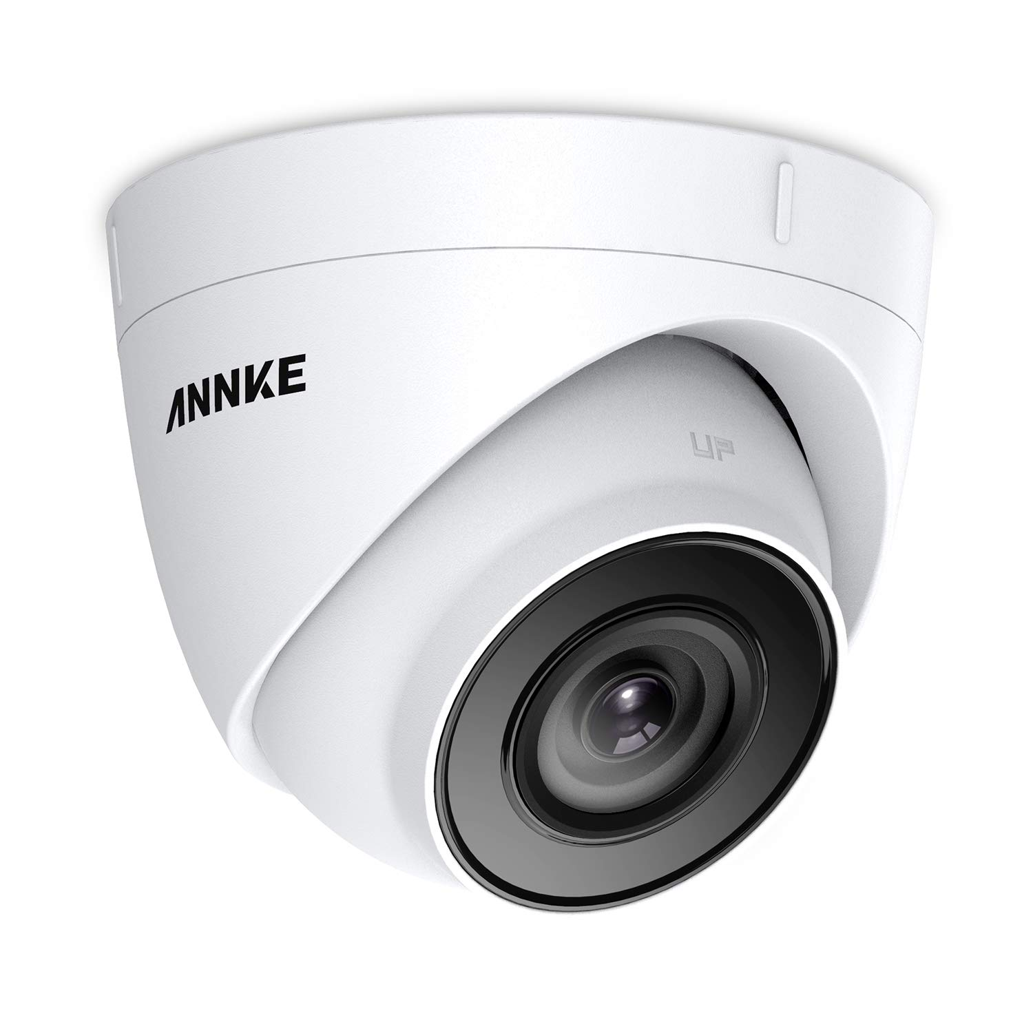 5MP PoE Security Camera 2560x1920 Super HD IP Cam for ANNKE 5MP/4K NVR Security System, 100ft EXIR Night Vision, H.265+ Video Compression, Onvif Compliant, IP67 Weatherproof for Outdoor Indoor