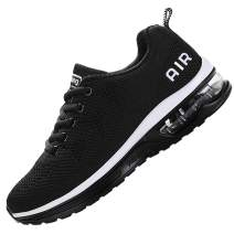 MEHOTO Mens Air Running Sneakers, Men Sport Fitness Gym Jogging Walking Lightweight Shoes, Size 7-12.5