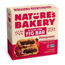 Nature's Bakery Gluten Free Bar, Pomegranate, 6 twin pack, 12 Ounce