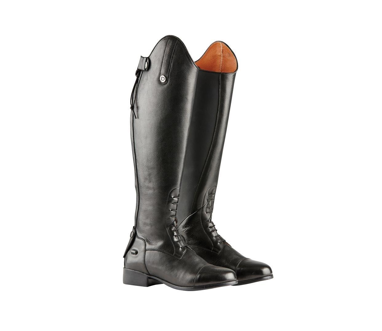 Dublin Holywell Tall Field Boots 8.5 Regular Black