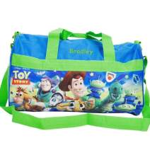 """Personalized Licensed Kids Travel Duffel Bag - 18"""" (Toy Story)"""