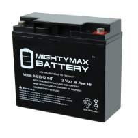 Mighty Max Battery 12V 18AH SLA Internal Thread Battery for Jump N Carry JNC105 Brand Product