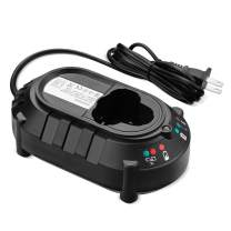 Powerextra Li-ion Battery Charger for Makita BL1013 BL1014 10.8V-12V Lithium-Ion Batery DC10WA,US Standard Plug