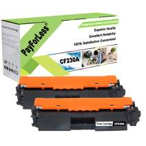 PayForLess Compatible for HP 30A CF230A Toner Cartridge Black for HP Laserjet Pro M203dw M203d M203dn HP Laserjet Pro M227fdw M227fdn M227sdn