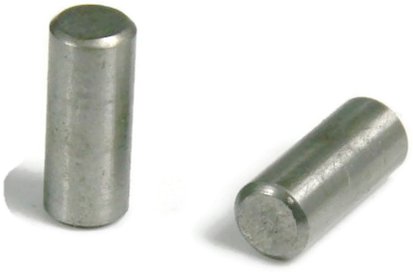 """1/8"""" x 3/8"""" Dowel Pins 18-8 Stainless Steel - Qty-100"""