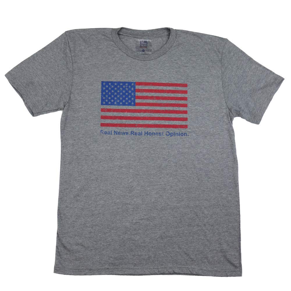 Fox News Channel Real News T-Shirt