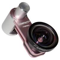 [SURPASS-i] Compact 0.65x Wide Angle Lens for Galaxy Series (Pink)