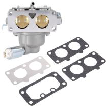 uxcell 792295 Carburetor Carb for Briggs & Stratton 407777 44K700 44K777 44M777 44P777 Lawn Mower Engine with Gasket