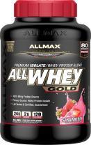 Allmax Allwhey Gold Protein 5lbs - Strawberry