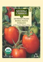 Seeds of Change S10772 Certified Organic Roma Paste Tomato