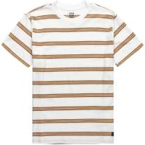 Billabong Men's Die Cut Stripe Short Sleeve Crew