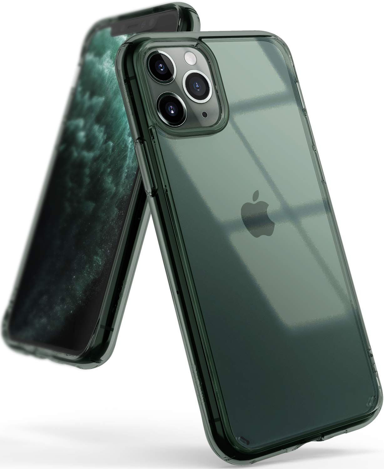 Ringke Fusion Designed for iPhone 11 Pro Case (2019) - Pine Green