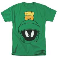 Looney Tunes Marvin Helmet T Shirt & Stickers