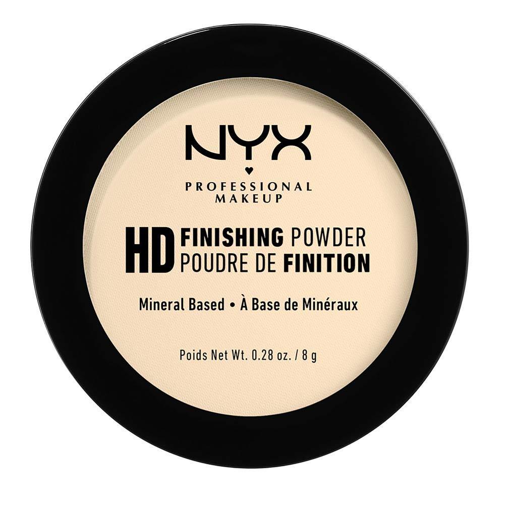 NYX PROFESSIONAL MAKEUP High Definition Powder, Banana