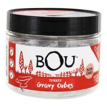 BOU Turkey Gravy Cubes 6ct, 2.53 OZ