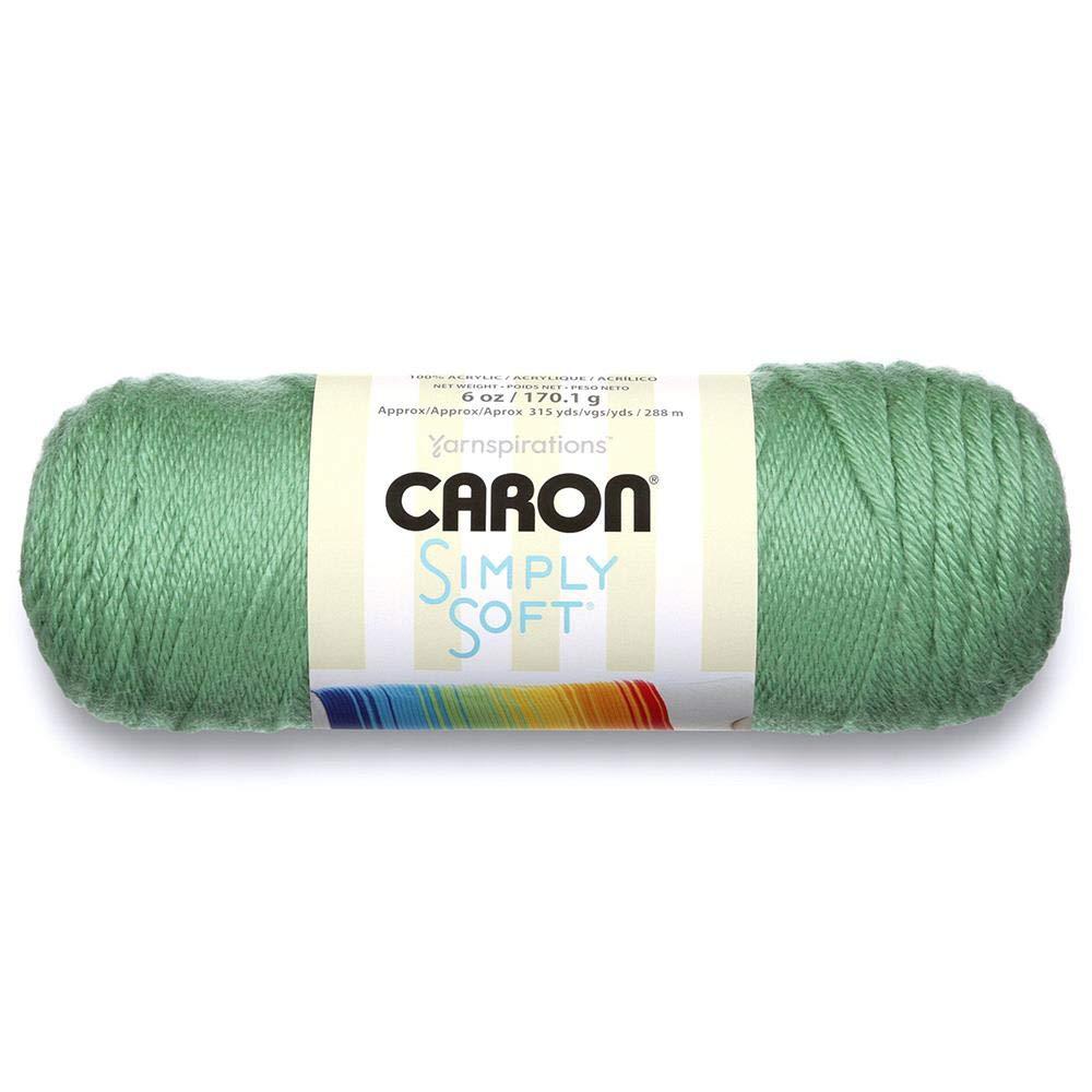 Caron Simply Soft Yarn Sage