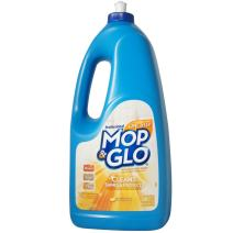 Mop & Glo Professional Multi-Surface Floor Cleaner, Fresh Citrus Scent 64 oz (Pack of 6)