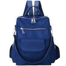 Women Fashion Backpack Purse Waterproof Bookbags Travel Shopping Rucksack Convertible Ladies Shoulder Bag