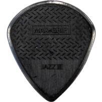 "Dunlop 471R3S Max-Grip Jazz III, Black ""Stiffo"", 24/Bag"