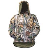 Rivers West Women's Waterproof Windproof Camouflage Fleece Hunting Gear - Lynx Jacket