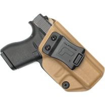 Tulster IWB Profile Holster in Right Hand fits: Glock 42