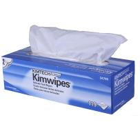 Kimtech Science Kimwipes Delicate Task Wipers - 2-Ply, 119 Wipes/Box
