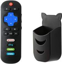 Motiexic RC280 Remote Control Compatible with TCL Roku TV 65S405 65S401 55UP120 55US57 55S401 55S405 49S405 48FS3700 48FS3750 43UP120 43S405 40FS3800 40S3800 32S3850 32S3700 32S3800 32S301 32S800