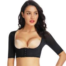 WOWENY Chest Brace Up for Women Posture Corrector Shapewear Tops Breast Support X Back Shaper