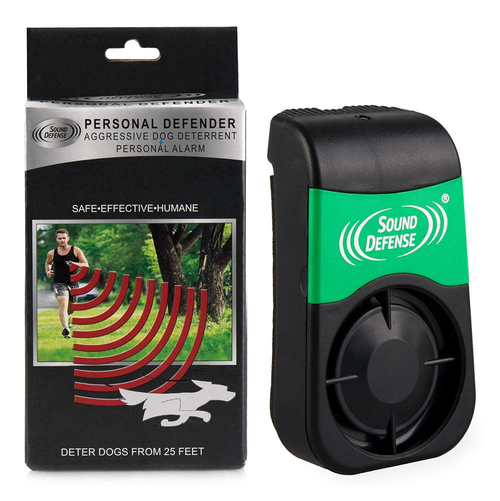 Sound Defense Dog Horn, Super Loud Horn Repels Fromup To 25', Protect Yourself & Your Pets, Easy Aim & Over 1800 Two S Blastsper Battery