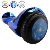 """X-PRO 6.5"""" Self Balancing Scooter Hoverboard with Bluetooth, LED Lights!"""