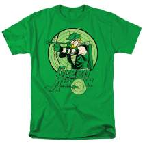 Green Arrow Robin Hood DC Comics T Shirt & Stickers