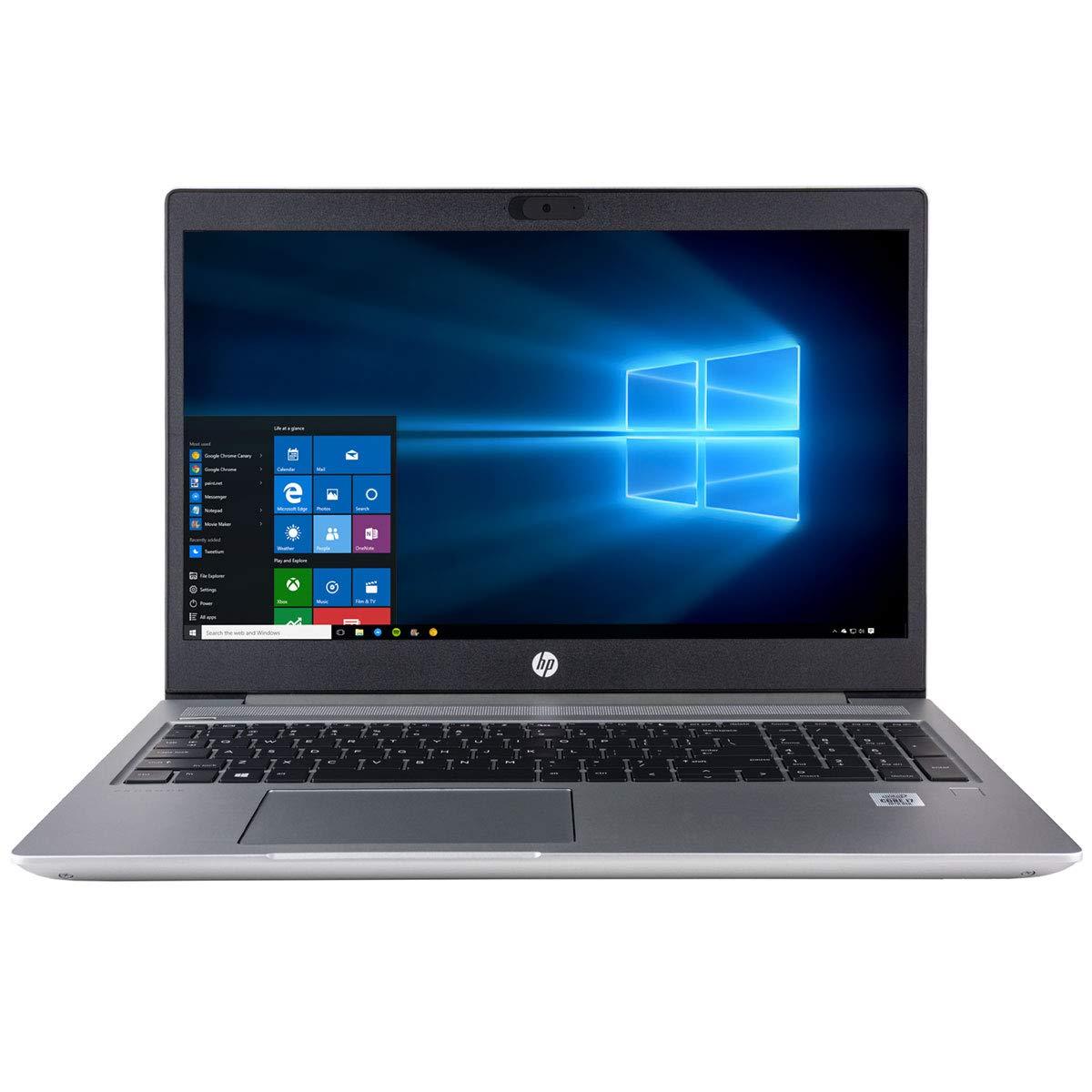 """CUK HP ProBook 450 G7 Business Laptop (Intel i7-10510U, 16GB RAM, 512GB NVMe SSD, NVIDIA GeForce MX250 2GB, 15.6"""" Full HD IPS, Wi-Fi, Bluetooth, Windows 10 Pro) Professional Notebook Computer"""