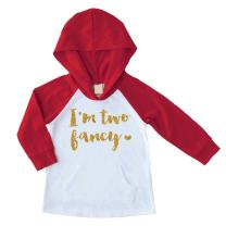 Bump and Beyond Designs 2nd Birthday Girl Shirt Two Year Old Birthday Girl Hoodie