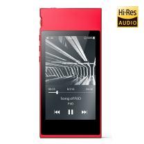 FiiO M7 High Resolution Lossless Music Player with aptX, aptX HD, LDAC HiFi Bluetooth, FM Radio and Full Touch Screen Red …