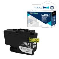 LCL Compatible Ink Cartridge Pigment Replacement for Brother LC3037 XXL LC3037XXL LC3037BK MFC-J5845DW MFC-J5845DW MFC-J5945DW MFC-J6945DW MFC-J6545DW MFC-J6545DW XL (1-Pack Black) Ink