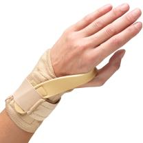 OTC Wrist Support, Occupational Glove, Knit Elastic, X-Large (Left Hand)