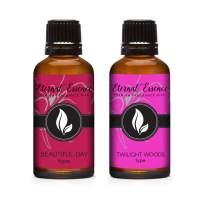 30ML - Pair (2) - Beautiful Day Type & Twilight Woods Type - Premium Fragrance Oil Pair - 30ML