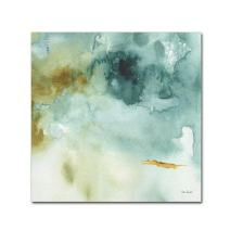 My Greenhouse Abstract IV by Lisa Audit, 35x35-Inch Canvas Wall Art