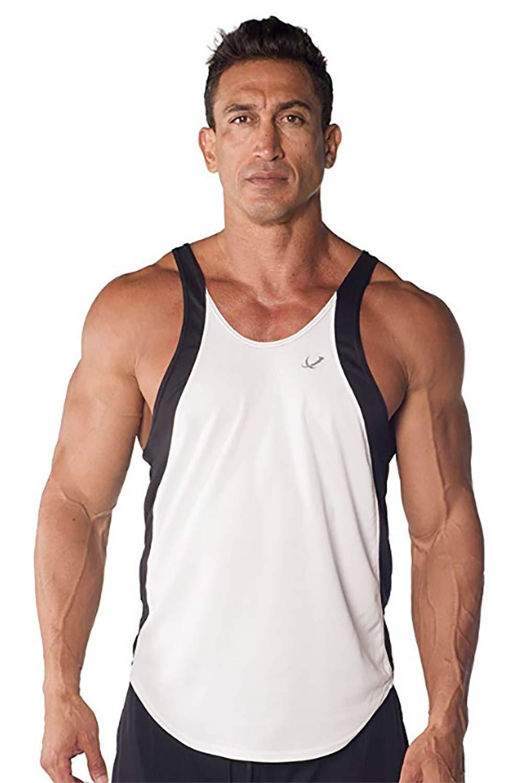 COLOR grey 100/% COTTON LIGHT WT GYM casual nightwear 3 x MENS VEST TANK SHIRT