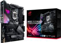 Asus ROG Strix Z390-E Gaming Motherboard LGA1151 (Intel 8th 9th Gen) ATX DDR4 DP HDMI M.2 USB 3.1 Gen2 802.11AC Wi-Fi