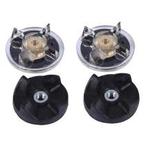 LONYE 250W Base Gear & Blade Gear Replacement Part for Magic Bullet Blender MB1001(Set of 2)