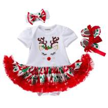 Lausana Baby Girl Clothes, Romper, Tutu Skirt, Leg Warmers, Shoes, Headbands, Infant Girl Dress Outfits (0-24 Months)
